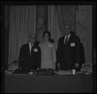 Education Committee, First Meeting (March 1967)