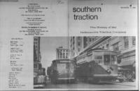The history of the Jacksonville Traction Company by William Moll, Jr