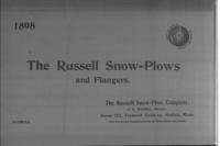 The Russell snow-plows and flangers : best on earth, beats the world
