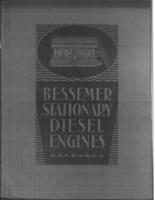 Bessemer diesel engines : vertical 4-cycle stationary type