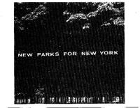 New parks for New York