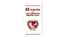 15 facts on the proposed British loan\u2026