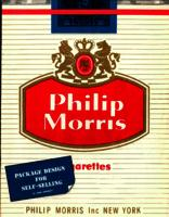 Philip Morris : package design for self-selling (a case history)