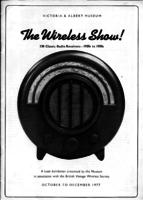 The Wireless show! : 130 classic radio receivers, 1920s to 1950s