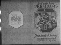 S & H green stamp premiums : your book of savings
