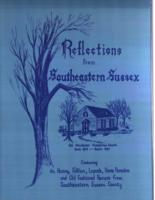 Reflections from Southeastern Sussex