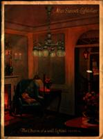 After sunset - Lightolier : the charm of a well lighted room