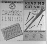 Reading cut nails