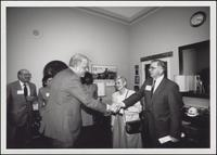 Small Manufacturers Washington Legislative Conference (1989)