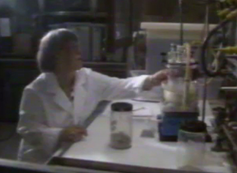 Invention' Discovery Channel Program on Stephanie Kwolek and Kevlar Fiber