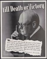 Work for Victory / Absenteeism poster (ca. 1942)