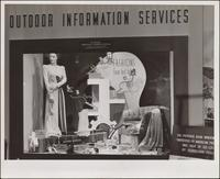 'Defense Determines the Mode' display (ca. 1942)