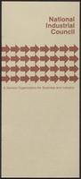 National Industrial Council pamphlet (1982)