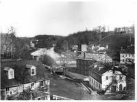 View of Brandywine Creek from Railroad Bridge
