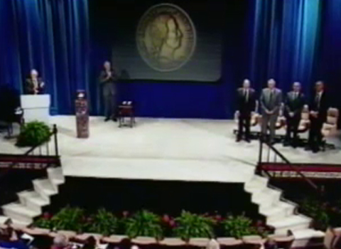 DuPont Lavoisier Award Ceremony 1992