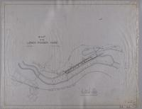 Map of the Lower Powder Yard, 1903