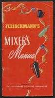 Fleischmann's Mixer's Manual