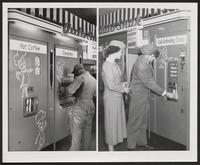 People using Auto-Snak machine