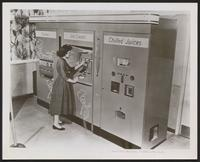 Auto-Snak machine at Goodrich School