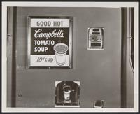 Campbell's Tomato Soup vending machine