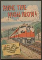 Ride the high iron! : A picture story about America's modern passenger trains